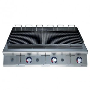 Parrilla ELECTROLUX Power Gill 371066 Sin carbón ni piedra volcánica. Solo gas 1200X930X250mm